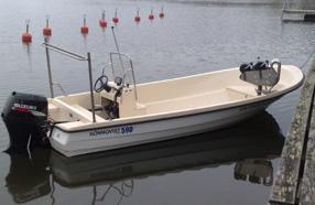 Erikoisveneiden varustelu